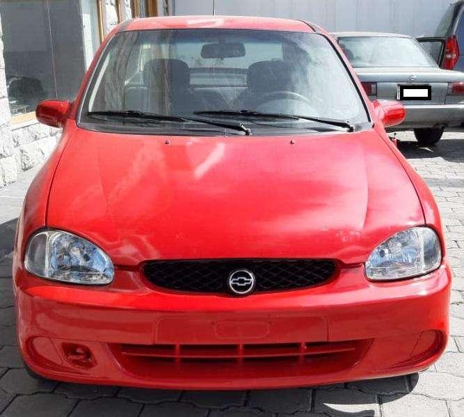 Chevrolet Corsa 2003 - 100 km