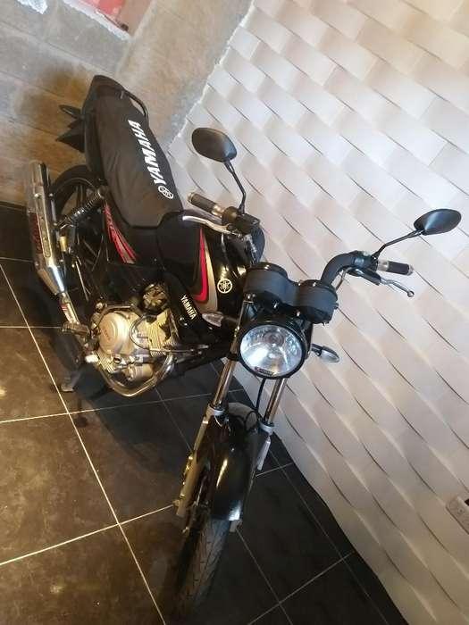 Vendo Espectacular Moto Yamaha Ybr