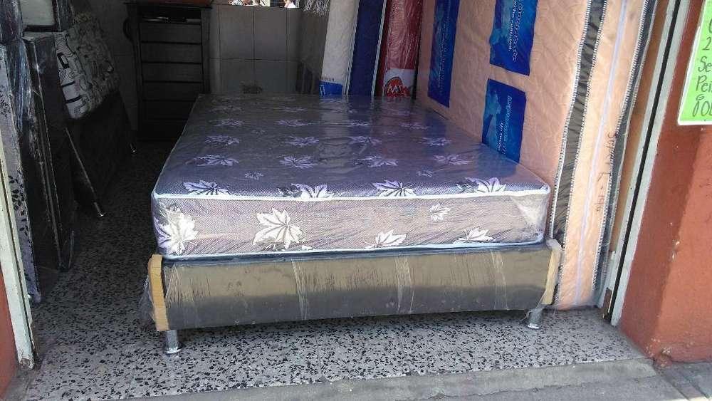 Gran Promoción Base <strong>cama</strong> Colchón Doble