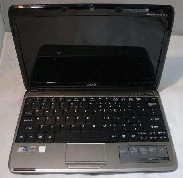 Netbook Acer Aspire One ZA3
