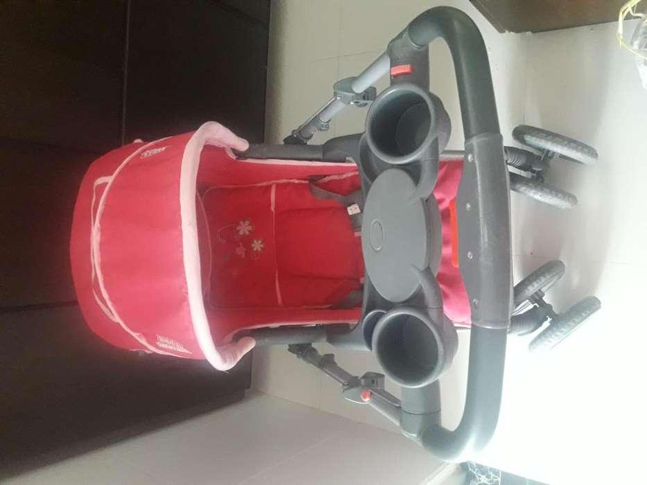 Coche y silla de carro