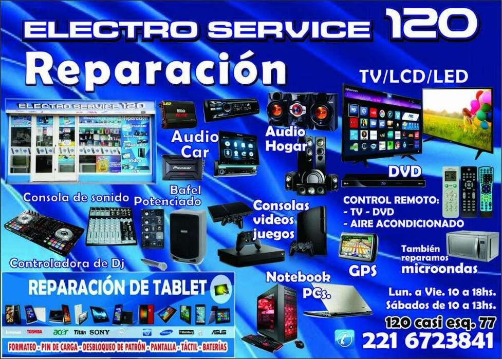 Electro Service 120 Lider en <strong>electronica</strong>