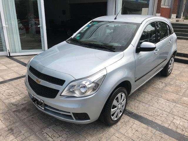 Chevrolet Agile 2011 - 67000 km