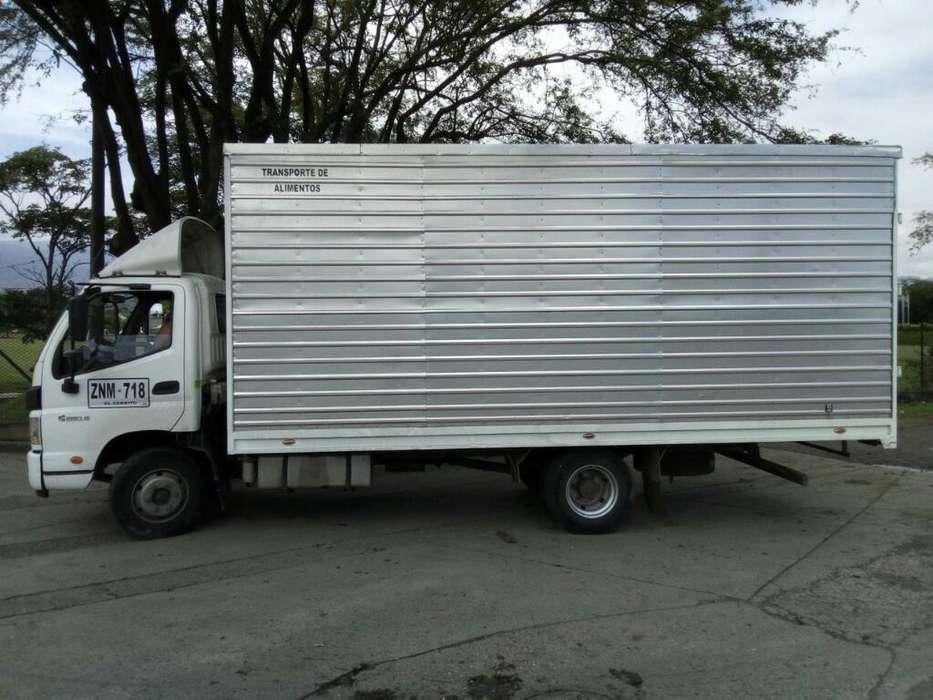 Se Vende Camion Tipo Furgon