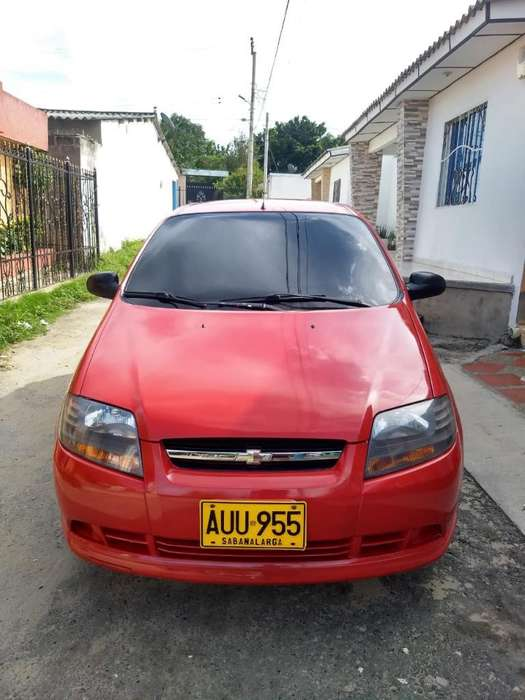 Chevrolet Aveo 2008 - 112300 km
