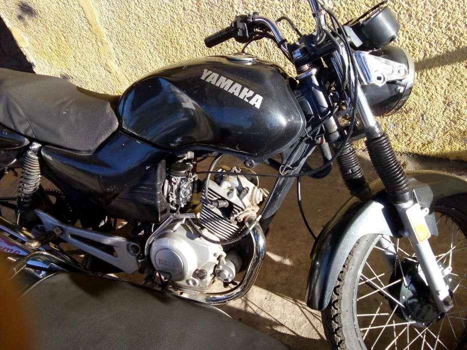 Cambio <strong>yamaha</strong> Ybr 125,modelo 2009