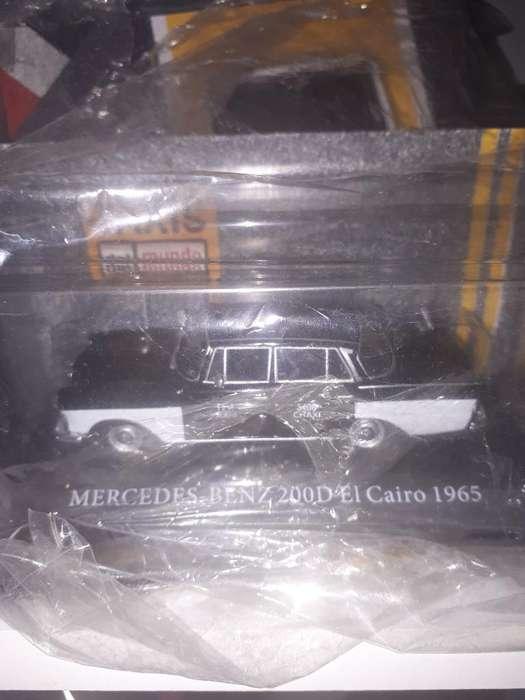 Vendo Autos de Colección.
