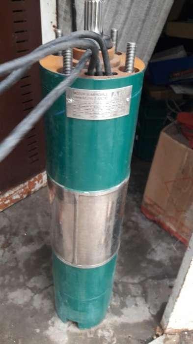 Bomba Sumergible Monofasico
