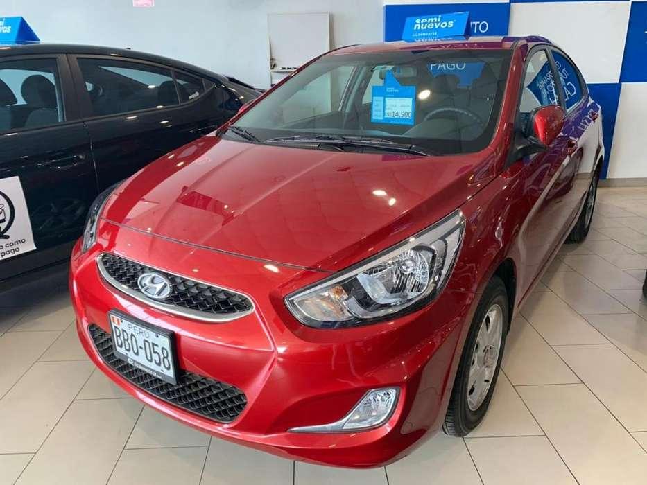 Hyundai Accent 2017 - 6000 km