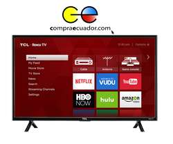 Tcl Televisor Led 43 Android Smart Tv Gratis Antena Soporte