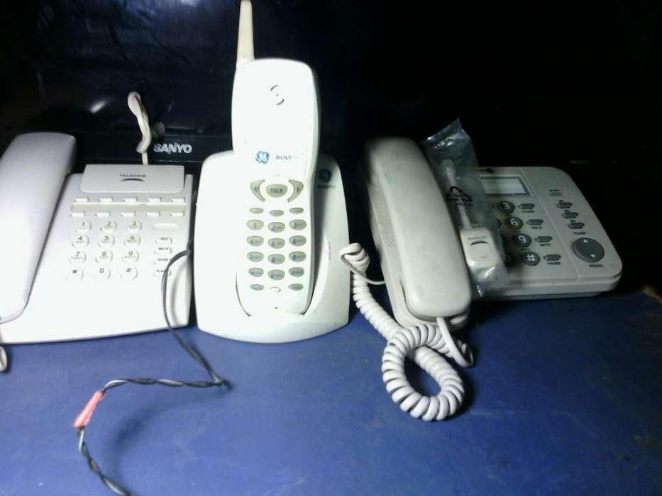 Telefonos D Linea S /uso Inalambric Lote