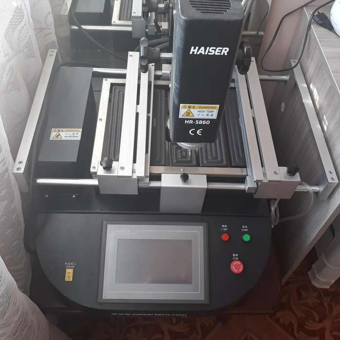 Maquina De Reballing Haiser Hr5860 Nueva