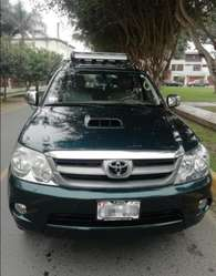 Toyota Fortuner 2008 4x4,uso Familiar
