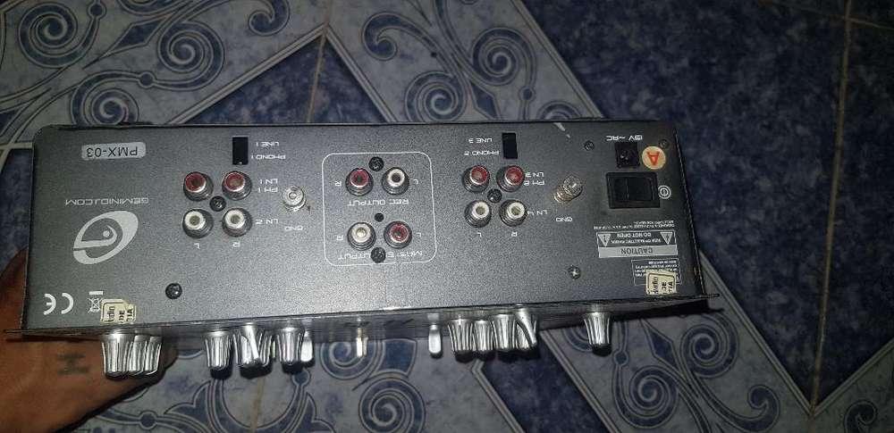 Mixer Gemini Barato