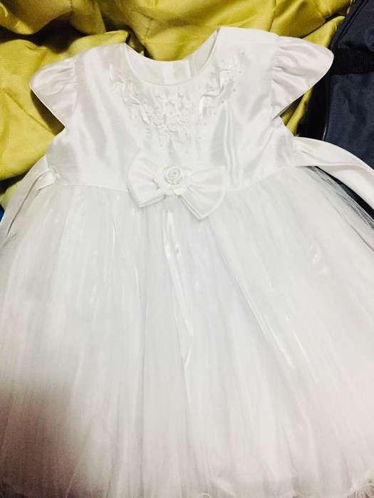 Vestido Bautizo T2