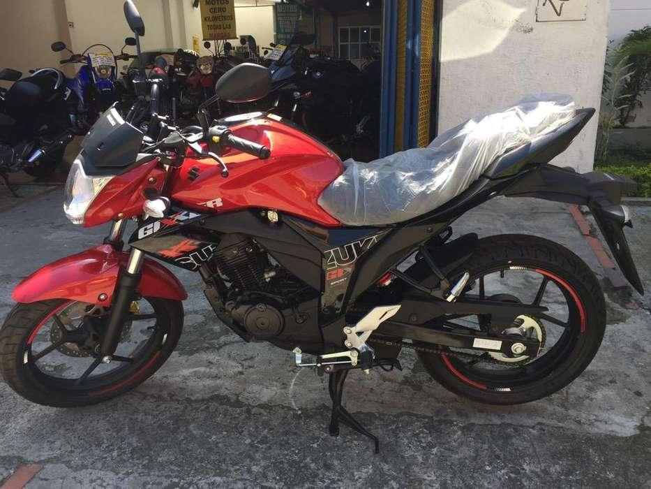 Suzuki Gixxer. 2020 Garantia. OKMS.