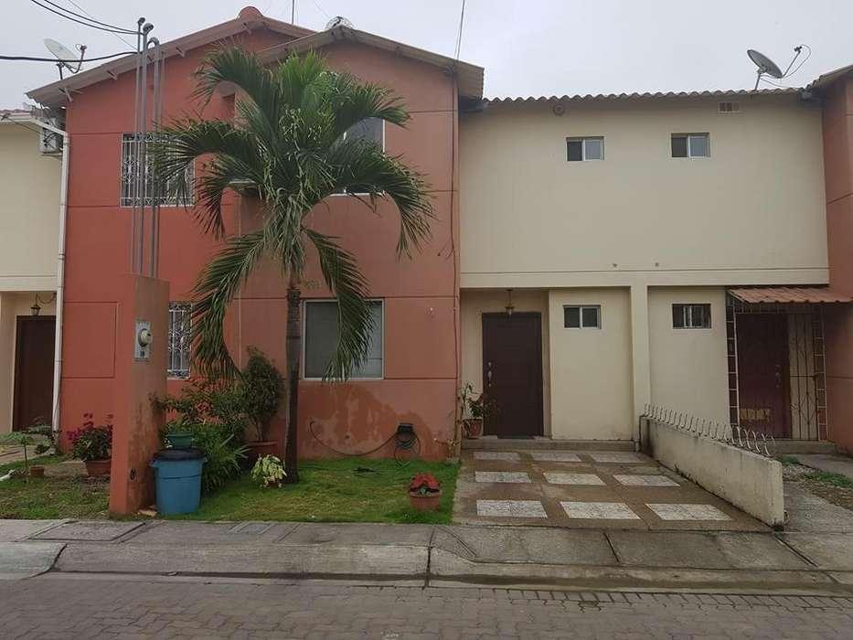 Casa en Alquiler - Malaga 1 - Via Salitre - Daule