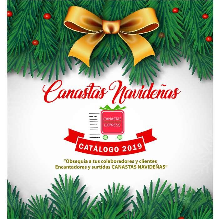 canastas navideñas 2019