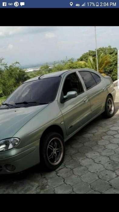 Renault Megane  2001 - 0 km