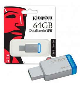 Memoria Usb 64gb Original Sellada