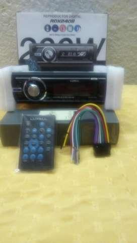 Stereo sin Uso Radio Pendrive