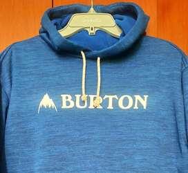 Vendo sudadera Burton