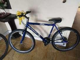 Bicicleta Rin 26 + Xbox clasico