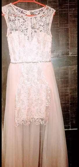 Hermoso vestido para grado