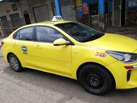 Se vende taxi completo y como nuevo