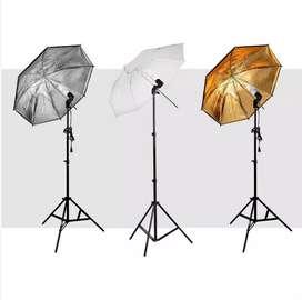 Kit iluminacion Profesional Fotografia Video