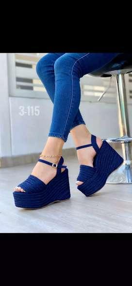 Se vende hermosa sandalias