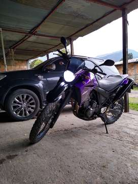 Xt660r 2016 Perfecto estado.