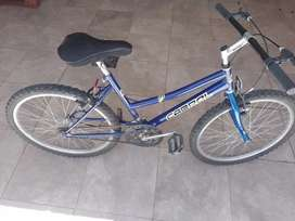 Vendo bicicleta Rod. 20