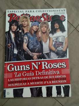 Revista Guns N Roses