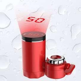 Grifo de calentador de agua Digital Eléctrico