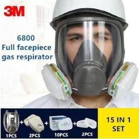 Se vende mascara full face 3M NUEVA