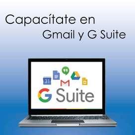 Capacitación Google Gsuite