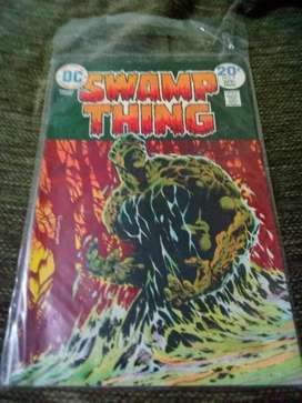 1970 Swamp Thing No. 9
