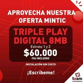 Triple Play $60.000