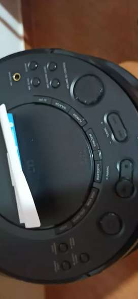 Vendo equipo Sony seminuevo