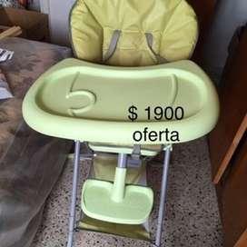 Liquido Silla de bebe usada. Excelente estado