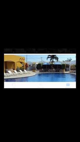 Renta - Alquiler de Villa por día, semana, mes Conjunto San Marino Salinas Santa Elena