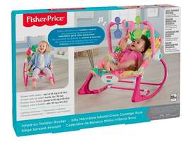 Silla Mecedora Musical de Fisher Price Crece Conmigo