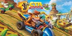 Vendo juego Crash team Racing Ps4