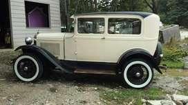 Ford a Tudor 1930 Ushuaia, tierra del fuego