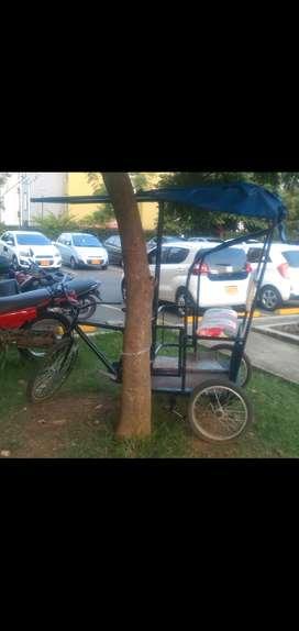 Bici taxi barata