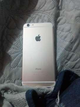 Vendo iphone 6 plus gold