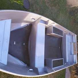 Levefort 4.30mts bote aluminio