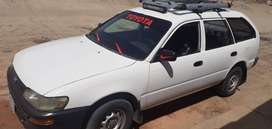 Toyota station wagon 2001 Dual