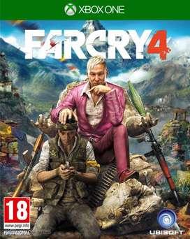 Far Cry 4 Xbox One, Físico